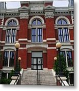 State Court Building Metal Print