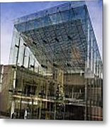 State Library Of South Australia Metal Print