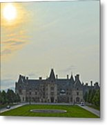 Stately Castle Metal Print