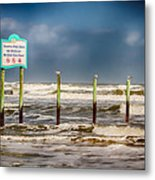Stating The Obvious Metal Print