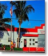 Station 3 Metal Print by Andres LaBrada