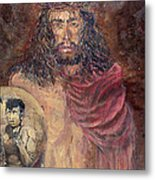 Station I Jesus Is Condemned To Death Metal Print