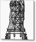 Statue Of Liberty, 1886 Metal Print