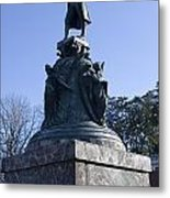 Statue Of Thomas Jefferson Metal Print