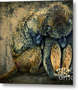 Stay Together Metal Print