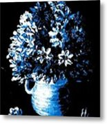 Staying In The Light Metal Print