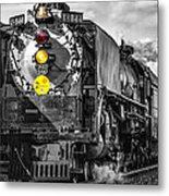 Steam Engine 844 Metal Print