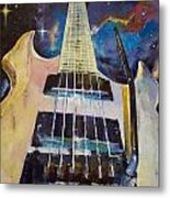 Stellar Rift Metal Print by Michael Creese