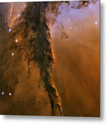 Stellar Spire In The Eagle Nebula Metal Print by Adam Romanowicz
