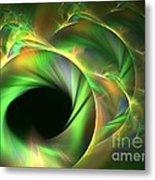 Stellar-wind Bubble Metal Print