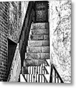 Steps Metal Print by Camille Lopez