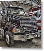 Sterling Truck Metal Print