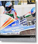 Steve Webster And Paul Woodhead Metal Print