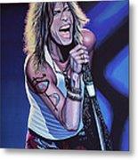 Steven Tyler 3 Metal Print