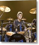 Stewart Copeland Of The Police Metal Print