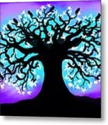 Still Counting Crows Metal Print