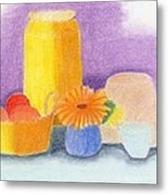 Still Life Metal Print by Bav Patel