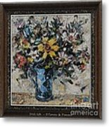 Still Life Stlife2 Metal Print