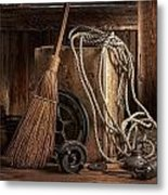 Still Life With Junk No.2 Metal Print