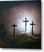 Still The Light Metal Print