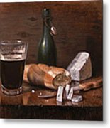 Stilton And Porter Metal Print by Timothy Jones
