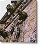 Stirling Castle Detail Metal Print