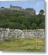 Stirling Castle Scotland Metal Print