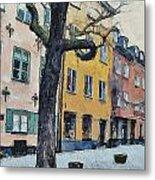 Stockholm 14 Metal Print by Yury Malkov