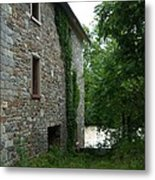 Stone And Ivy Metal Print
