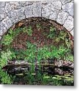 Stone Arch Metal Print by Rudy Umans