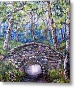 Stone Bridge 2 Metal Print