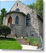 Stone Church Metal Print