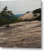 Stone Mountain State Park North Carolina 01 Metal Print