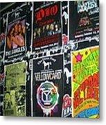Stone Pony Asbury Park Metal Print