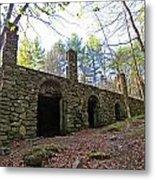 Stone Ruins Metal Print