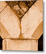 Stone Support Metal Print