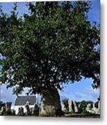 Stone tree Metal Print