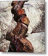 Stone Trees - 337 Metal Print
