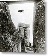 Stonehenge 1914 Metal Print by Science Source