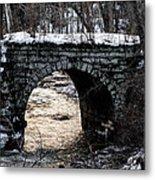 Stoney Bridge Metal Print