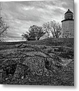 Stony Point Lighthouse Metal Print