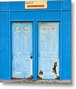 Stores For Rent Salsibury Beach Ma Metal Print