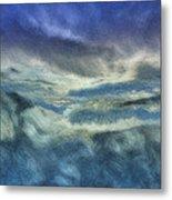 Storm Brewing Metal Print by Jack Zulli