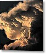 Storm Cloud Menacing Metal Print