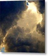 Storm Clouds 6 Metal Print