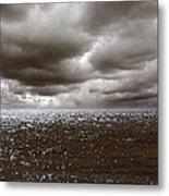Storm Front Metal Print by Mark Rogan