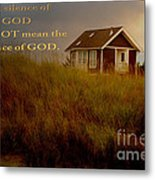Storms Of Life Metal Print by Beverly Guilliams