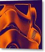 Stormtrooper Helmet 9 Metal Print