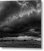 Stormy Days Metal Print