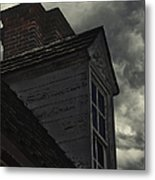 Stormy Days Metal Print